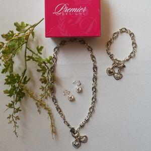 Premier Designs Jewelry Set